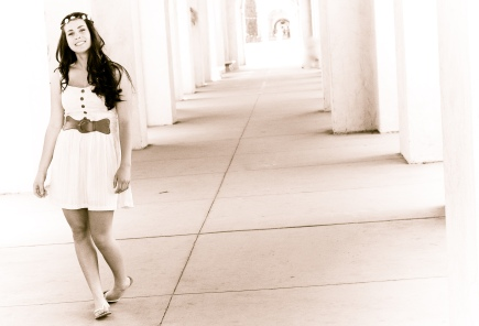 Brittney Senior Pictures